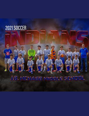 McNabb Boys & Girls Soccer 2021 Season in Review