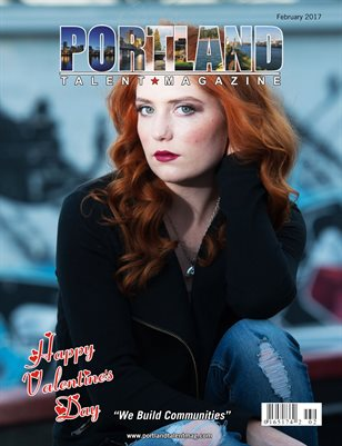 Portland Talent Magazine February 2017 Edition