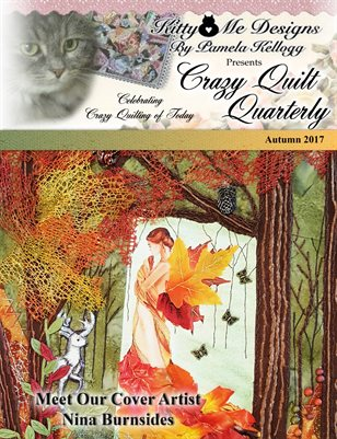 Crazy Quilt Quarterly Autumn 2017