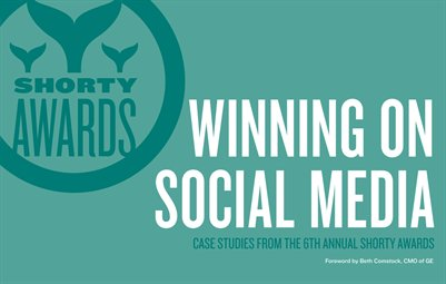 Winning on Social Media: Case Studies from the 6th Annual Shorty Awards