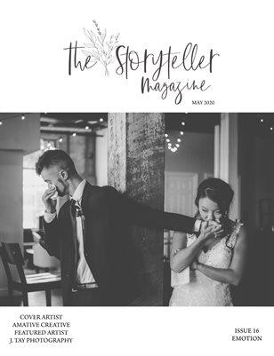 The Storyteller Magazine Issue 16 Emotion
