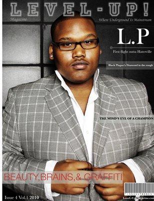 LeveL-Up! Magazine Issue 4, 2010