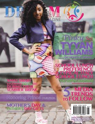 DREAM TEEN Magazine Spring 2016
