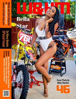 Wheels and Heels Magazine Issue #46 - Bella Star