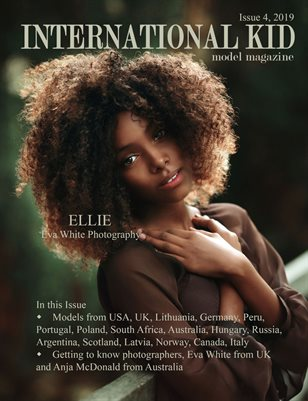 International Kid Model Magazine issue #4