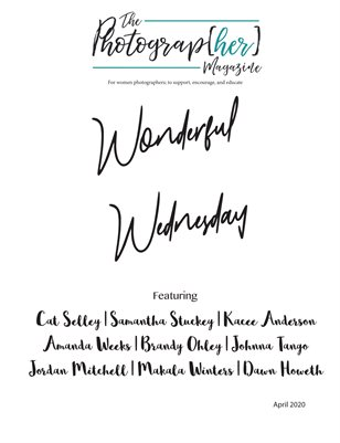 Wonderful Wednesday | The Photograp[her] Magazine