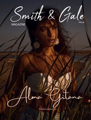 Smith and Gale Magazine Volume 36 Featuring Noemi Giambirtone