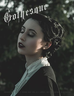 Issue #47 Vol.2 | April 2017 | Victorian Gothic