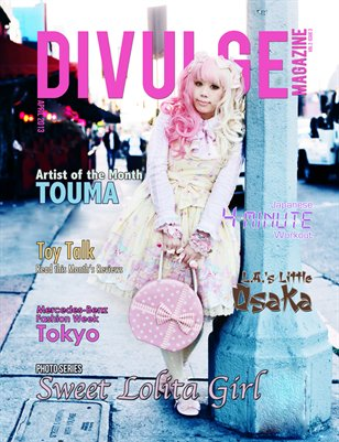 Divulge Magazine: April 2013 Issue