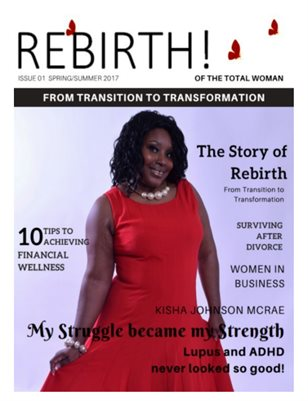 REBIRTH OF THE TOTAL WOMAN INAUGURAL EDITION