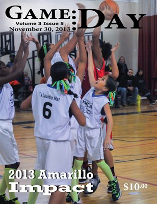 volume 3 issue 5 - Amarillo Impact