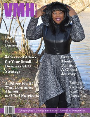 VMH Magazine - March 2016