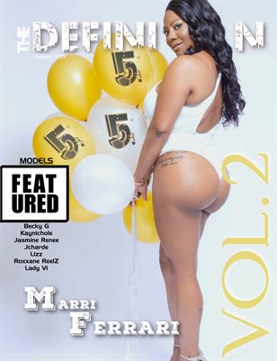 TDM: 5yr Anniversary Marri Ferrari Cover 3 August 2019 Vol.2