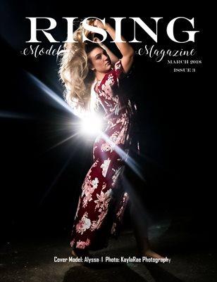 Rising Model Magazine Issue #3