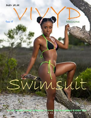 VIVYD Magazine Swimsuit Vol. 2 SE Issue 18