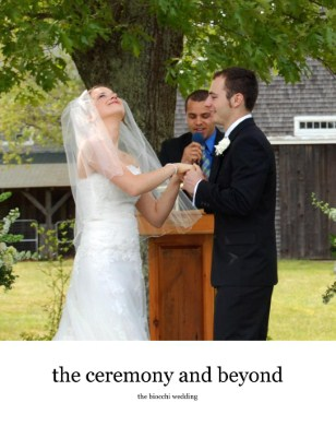 the ceremony and beyond