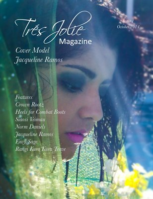 Tres Jolie Magazine- Issue 1- October 2014