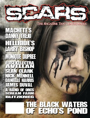 SCARS Magazine: The Black Waters Of Echo's Pond