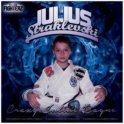 Julius Straklevski Comp Card/Mini Poster 8x8