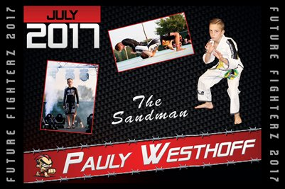 Pauly Westhoff Cal Poster 2017