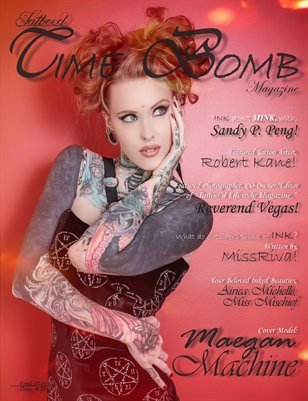 Tattooed Time Bomb Magazine, Issue #29