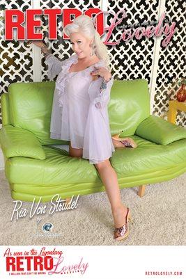 Ria Von Strudel Cover Poster