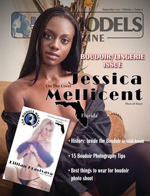 USA Models Magazine • Boudoir/Lingerie Sep 2017 Edition • Vol 1 • Issue 2