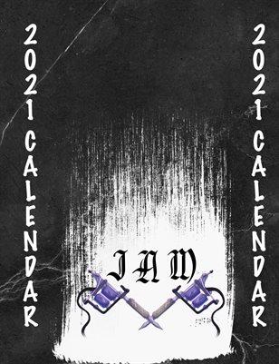 Inked Addicted 2021 Calendar
