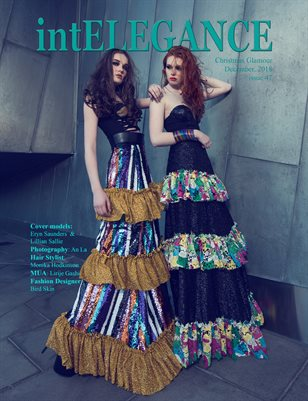 intElegance magazine issue 47 - December 2018 Holiday Glamour