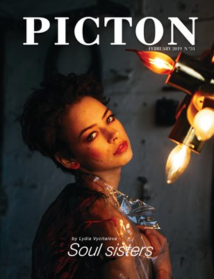 Picton Magazine FEBRUARY 2019 N31 Cover 2