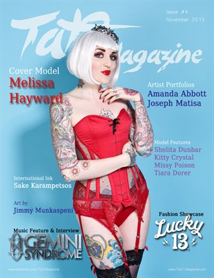 Tat2 Magazine - Issue #4 November 2013