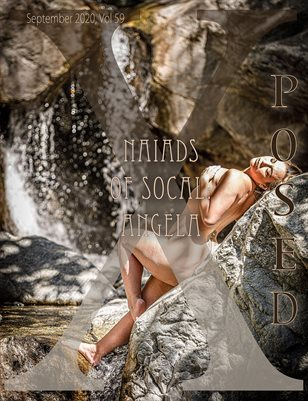 X Posed Vol 59 - Naiads: Angela