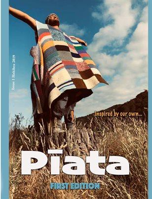 Pīata Magazine - Issue 1