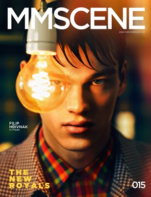 MMSCENE MAGAZINE - FILIP HRIVNAK - JUNE 2017 - THE NEW ROYALS