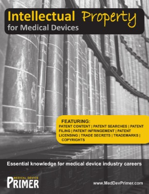 Intellectual Property for Medical Devices