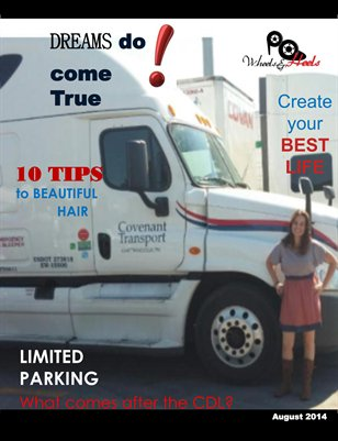 18 Wheels & Heels Magazine- August 2014