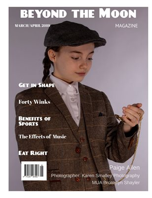 Beyond the Moon Magazine March April 2019