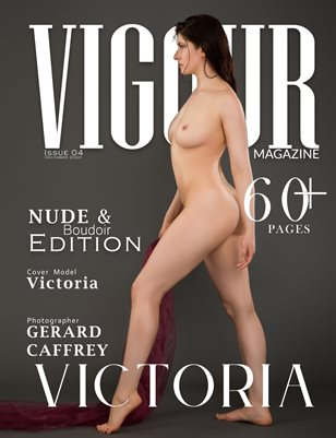 NUDE & Boudoir December Issue 4