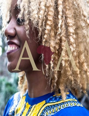 Africa In America:  Music, Dance, & Culture Magazine Issue #5