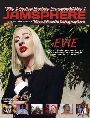 Jamsphere Indie Music Magazine December 2019