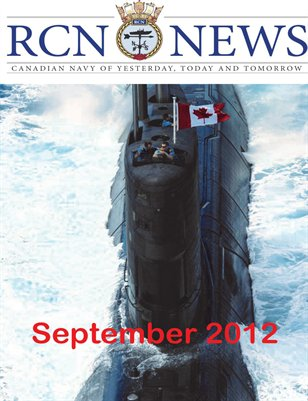 RCN News Magazine September 2012