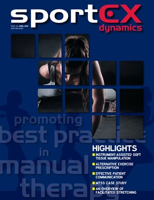 sportEX dynamics: April 2013 (Issue 36)