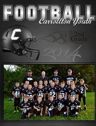 Carrollton 2nd Grade Football