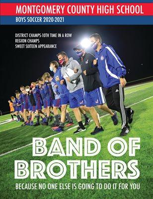 Montgomery County Boys Soccer 2020-2021