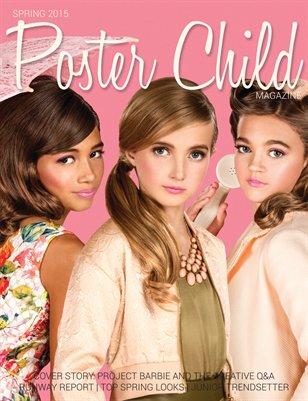 Poster Child Magazine - Spring 2015