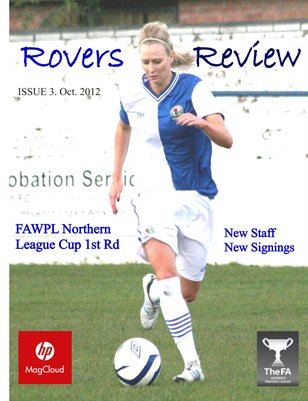 Blackburn Rovers LFC - Rovers Review Issue 3