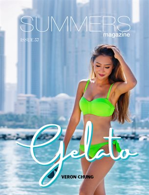 Summers Magazine Issue 57 Featuring Veron Chung