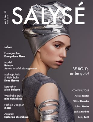 SALYSÉ Magazine | Vol 5 No 60 | JUNE 2019 |