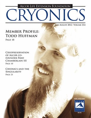 Cryonics July-August 2012 Volume 33:4