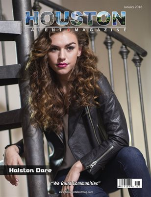 Houston Talent Magazine January 2018 Edition